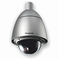 Panasonic WVCW590 IP66 Vandal Resistant PTZ Dome Camera