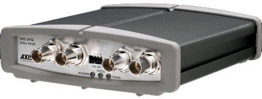 Axis 241Q Four-channel video server