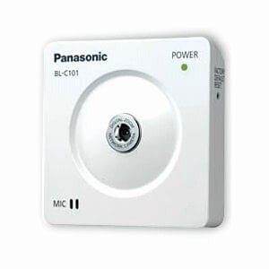 Panasonic BLC121 Wireless Home Network Camera