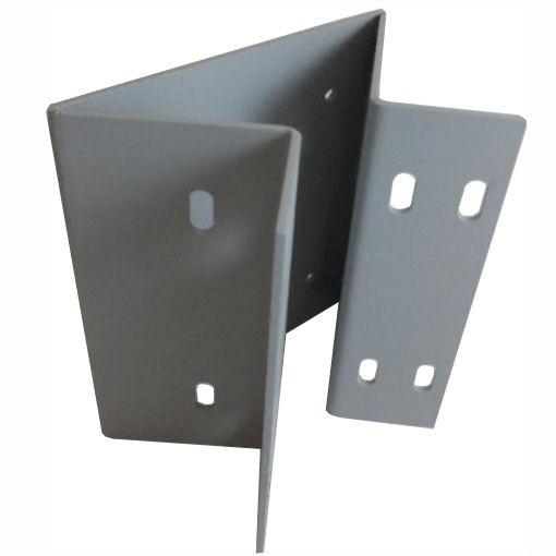 Panasonic Box_CM/SILVER Combined Corner/Pole Mount