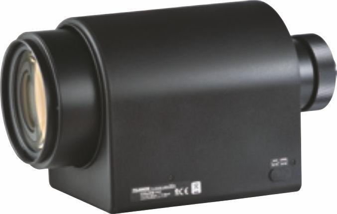 """Fujinon C22x17A-M41 1"""" Zoom Lens"""