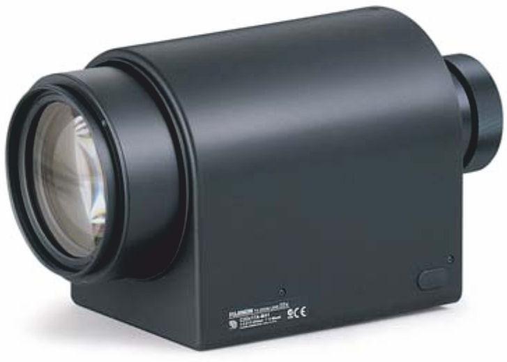 "Fujinon C22x23B-Y41 1"" Zoom Lens"