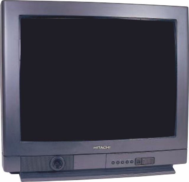 Hitachi CPM2504C Combined Monitor and Camera