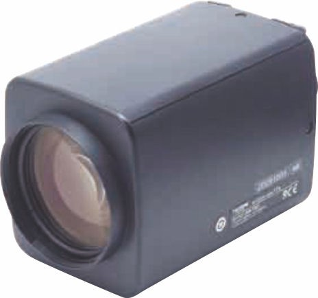 "Fujinon D17x7.5B-YN1 1/2"" Zoom Lens"