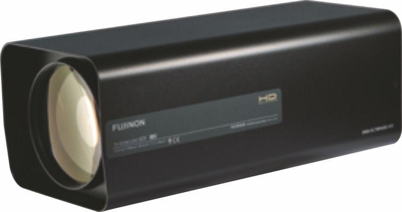 "Fujinon D60x16.7SR4DE-ZP1A 1/2"" Telephoto Zoom  2 Megapixel Day / Night"