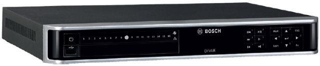 Bosch DDN2516112D08 DIVAR Network 2000 Recorder