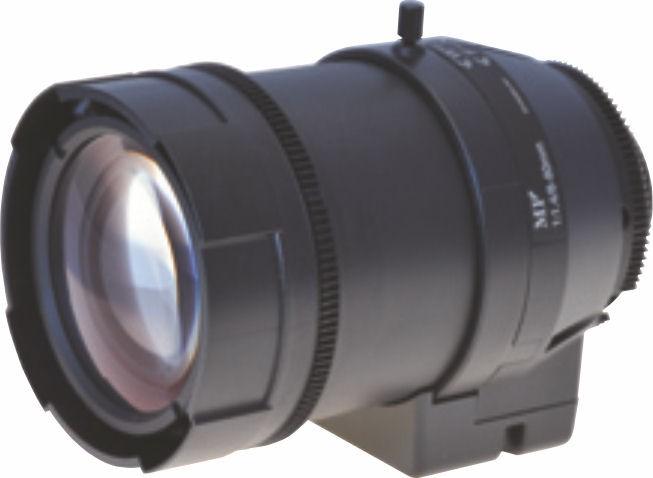 """Fujinon DV10x8SA-1 1/1.8"""" Vari-Focal 3 Megapixel Manual iris Lens"""