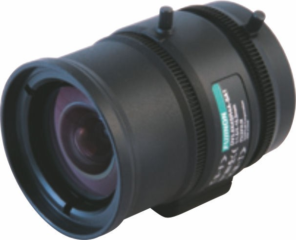 "Fujinon DV3.8x4SR4A-1 1/2"" Vari-Focal 3 Megapixel Manual iris Day/Night Lens"