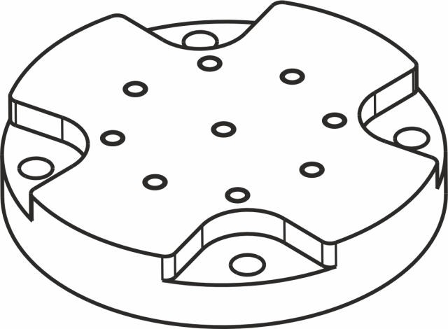 Bosch EXSADPT MIC 400ST/440 Accessory