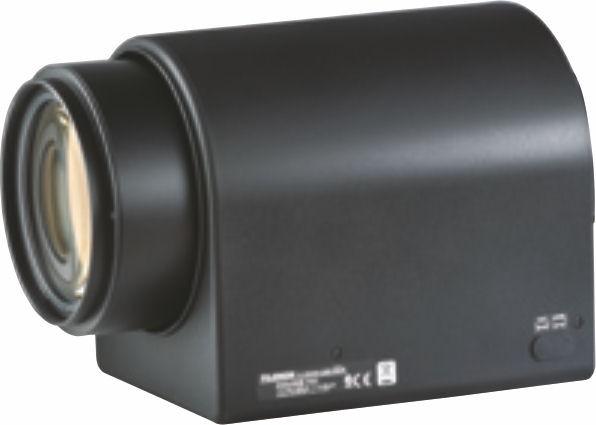 """Fujinon H22x11.5A-M41 2/3"""" Zoom Lens"""