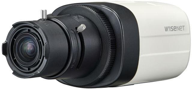 Samsung / Hanwha HCB6000 1080p Analog HD Camera
