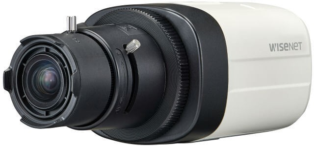 Samsung / Hanwha HCB6000PH 1080p Analog HD Camera