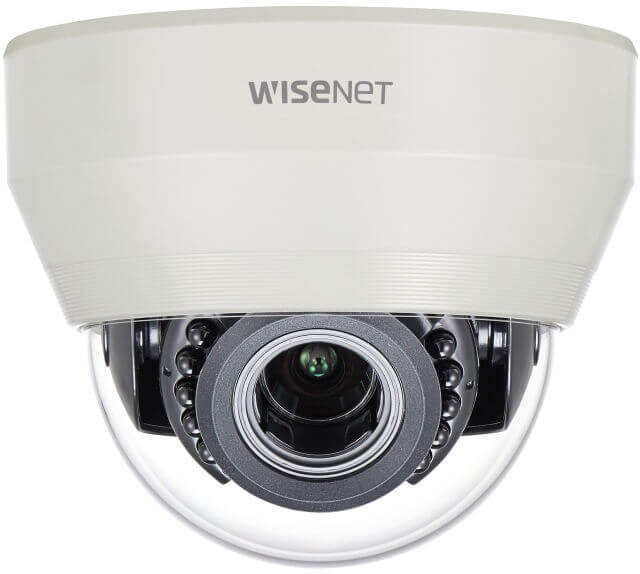 Samsung / Hanwha HCD6070R 1080p Analog HD IR Dome Camera