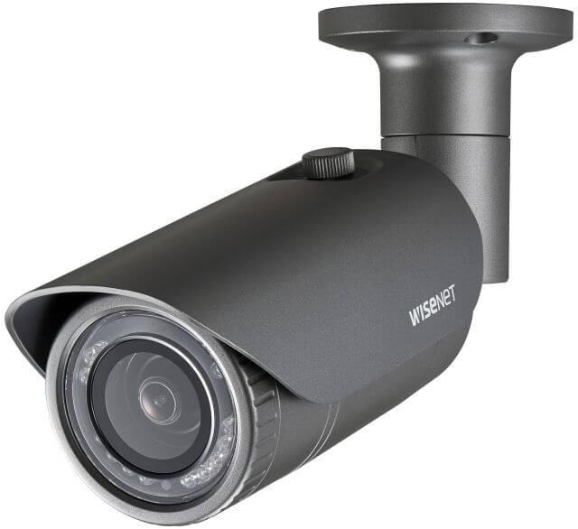 Samsung / Hanwha HCO7030R QHD (4MP) Analog IR Bullet Camera