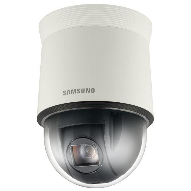 Samsung / Hanwha HCP6320 1080p Analog HD 32x PTZ Dome Camera