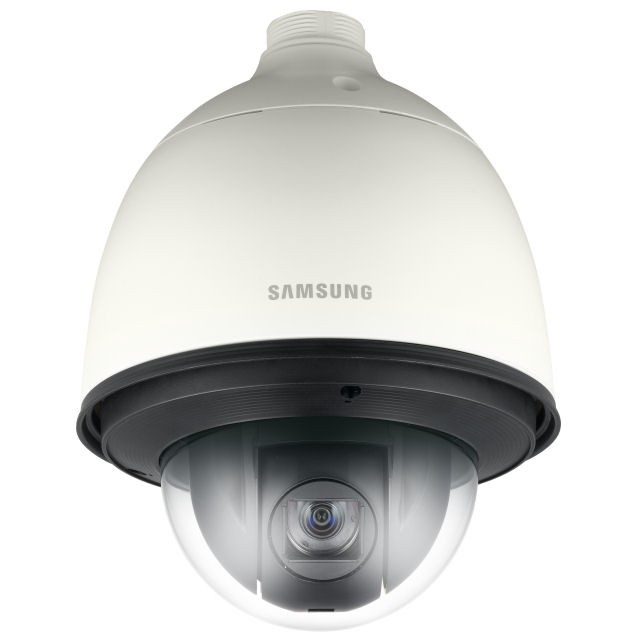 Samsung / Hanwha HCP6320H 1080p Analog HD 32x External PTZ Dome Camera