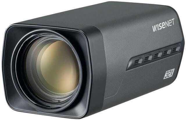 Samsung / Hanwha HCZ6320 2M 32x Analog HD Zoom Camera