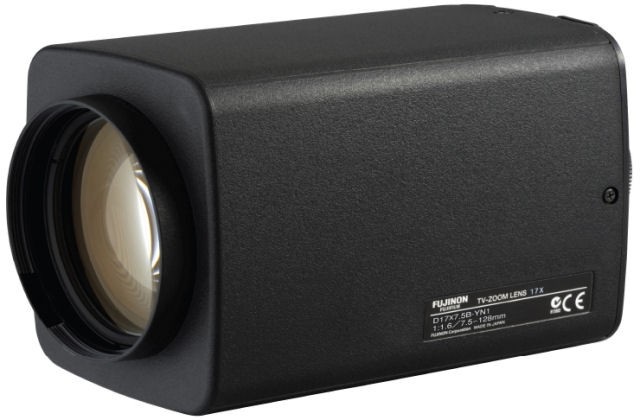 "Fujinon HD17x7.5A-YN1 1/2"" Zoom Lens"