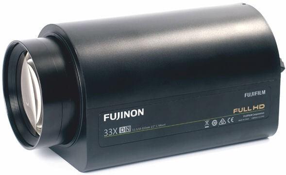 Fujinon HD33x10R4A-YE1 33x Zoom Lens