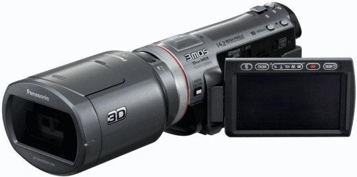 Panasonic HDCSDT750 3D Camcorder