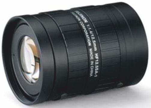 """Fujinon HF12.5SA-1 2/3"""" Fixed Focal 5 Mega Pixel Lens"""