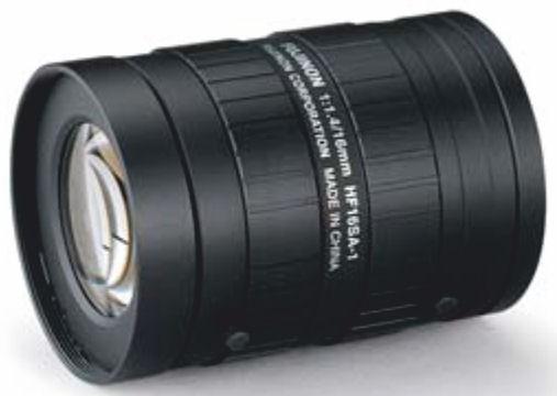 """Fujinon HF16SA-1 2/3"""" Fixed Focal 5 Mega Pixel Lens"""