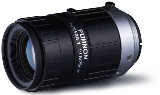 "Fujinon HF25XA-1 2/3"" Fixed Focal Lenses"