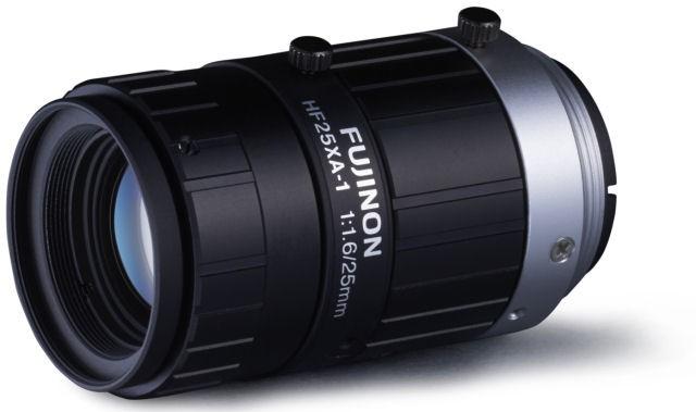 "Fujinon HF25XA-5M 2/3"" Fixed Focal Lenses"