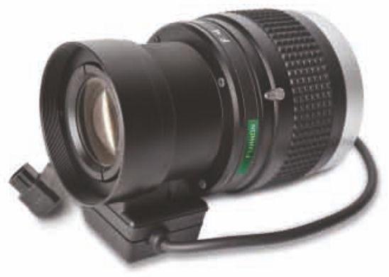 "Fujinon HF35SR4A-1 2/3"" Fixed Focal 5 Megapixel Manual iris Day/Night Lens"