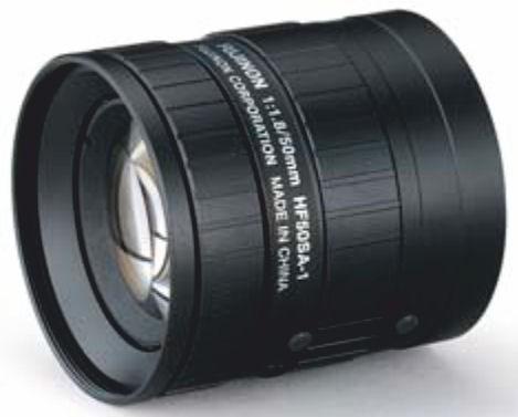 """Fujinon HF50SA-1 2/3"""" Fixed Focal 5 Mega Pixel Lens"""
