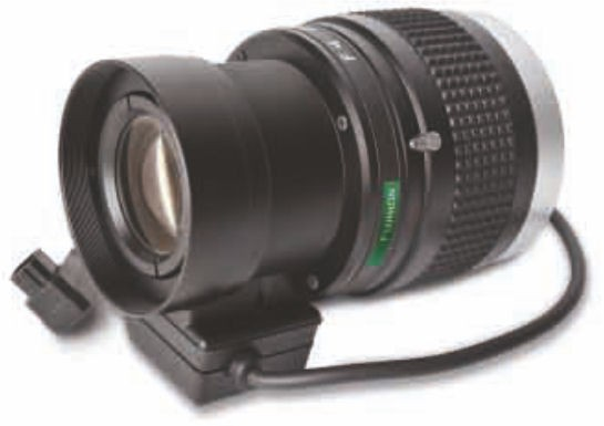 "Fujinon HF50SR4A-1 2/3"" Fixed Focal 5 Megapixel Manual iris Day/Night Lens"