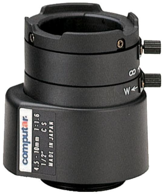 Computar HG2Z4516FCS Varifocal, DC Auto Iris Lens