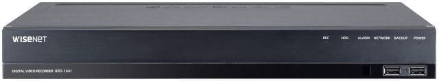 Samsung / Hanwha HRD1641 16CH 4M Analog HD DVR