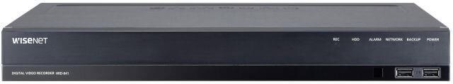 Samsung / Hanwha HRD841 8CH 4M Analog HD DVR