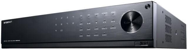 Samsung / Hanwha HRD842 8CH 4M Analogue HD DVR