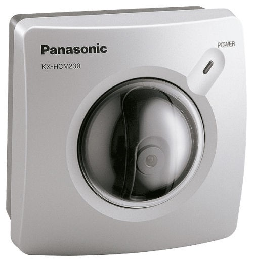 Panasonic KXHCM230 Pan & Tilt Network Camera
