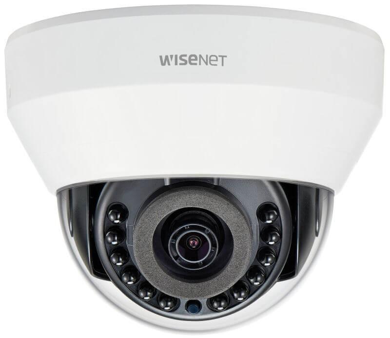 Samsung / Hanwha LND6030R 2 Megapixel Network IR Dome Camera