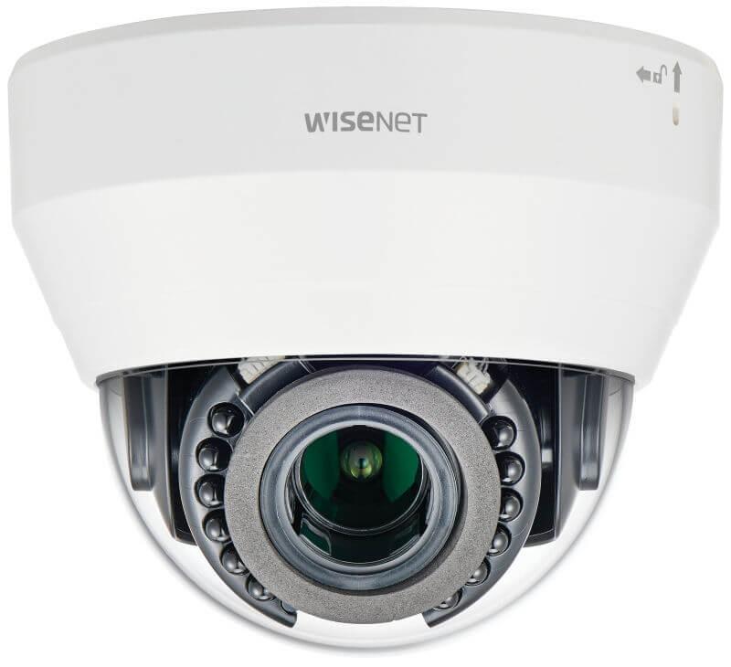 Samsung / Hanwha LND6070R 2 Megapixel Network IR Dome Camera
