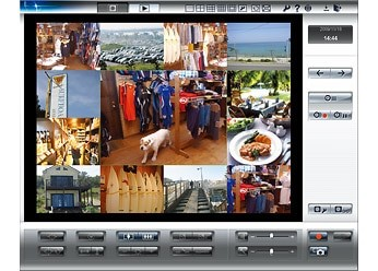 Panasonic BBHNP17 Network Camera Recorder Software