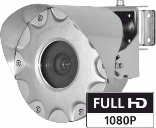 Videotec MMX2C0ZA Maximus MMX Ex-Proof Full HD Camera In A Compact Design