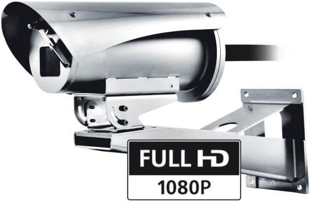 Videotec MVXHD210WAZ00B Maximus MVX Delux Explosion-Proof Full HD Camera