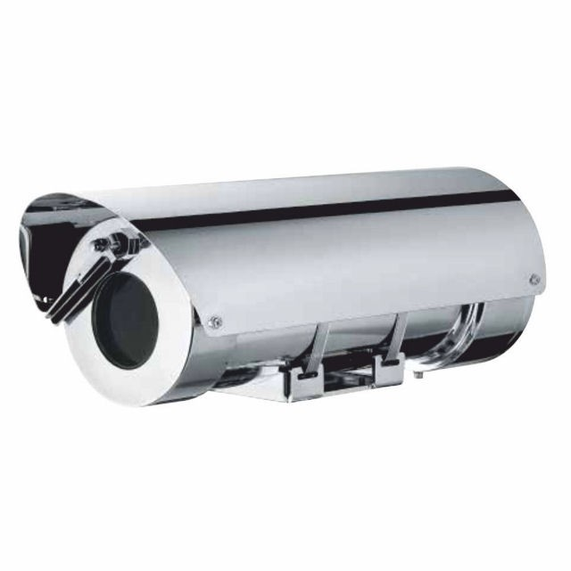 Videotec MHX2CW0B0AU Maximus MHX Stainless Steel Ex-Proof Camera