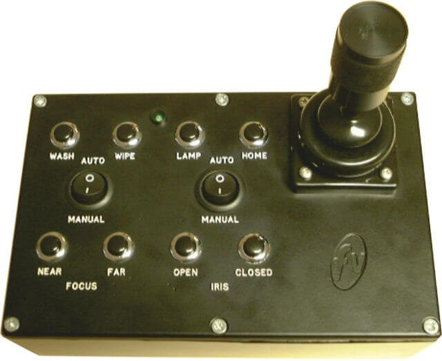 Bosch MIC501KBD MIC Series FV Protocol Keyboards