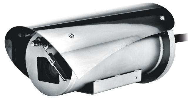 Videotec MVX2P0WA000A High-Spec Ex-Proof Day/Night Camera in a Compact Design