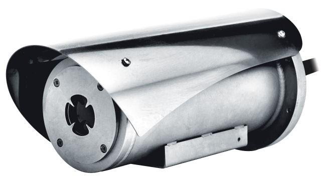 Videotec MVXT2Q0SFZ01A High-Spec Ex-Proof Thermal Camera In A Compact Design