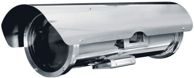 Videotec NXL1K1000 Housing for Large Zoom Lenses in Aggressive Environments