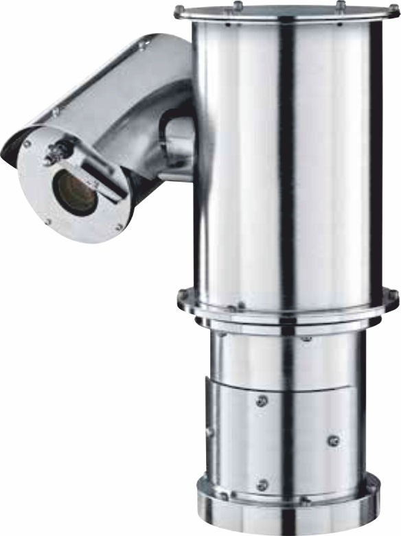 Videotec NXPTZ2PVW0Z00A Stainless Steel Positioning Unit