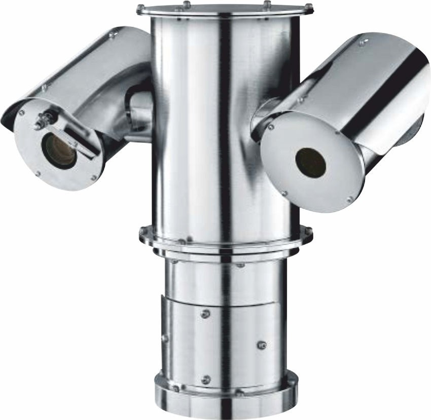 Videotec NXPTZT2PEW0Z00A Stainless Steel Positioning Unit