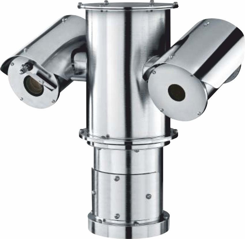 Videotec NXPTZT3PDW0Z00AH Stainless Steel Positioning Unit