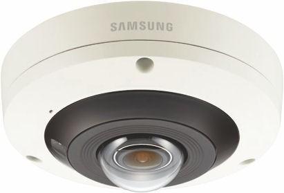 Samsung / Hanwha PNF9010RVM 4K Fisheye Camera